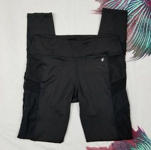Electric Yoga/ Black Leggings Size Small